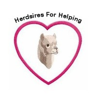 Herdsires For Helping - Logo