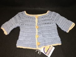 Photo of Infant Alpaca Sweater