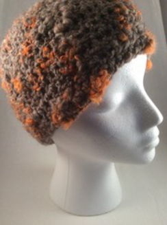 Homegrown homespun hat