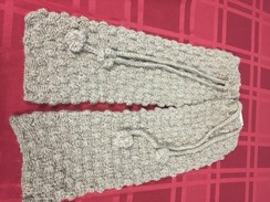 Photo of ALPACA LEG WARMERS