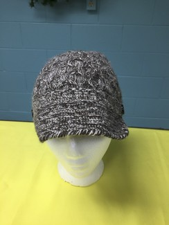 Photo of HAT  --ALPACA BRIMMED HAT