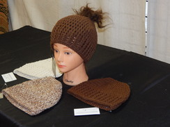 Photo of Messy bun hats