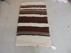 Photo of 100% alpaca rug