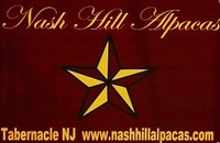 Nash Hill Alpacas LLC - Logo