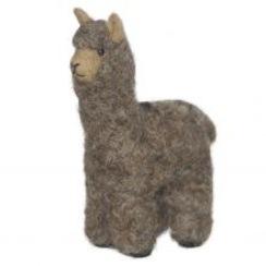 Photo of Felted Huacaya Alpaca