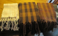 Handwoven scarf - out of stock