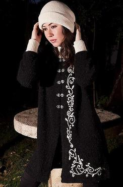 Photo of Alpaca Sweater Coat