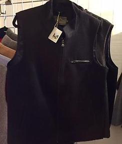 Photo of Alpaca Vest Men