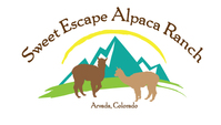 SWEET ESCAPE ALPACA RANCH, LLC - Logo