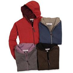 Photo of Hoodie, women's zip Small