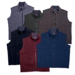 Photo of Men's Bucksport Zip Front Vest