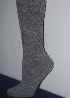 Photo of Therapeutic Alpaca Socks