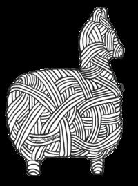 Cape Newagen Alpacas - Logo