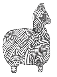Cape Newagen Alpacas - Logo