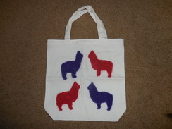 Photo of Hand-felted Tote Bags
