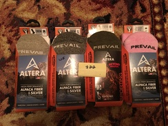 "ALTERA  ALPACA PREVAIL SOCK (9"" Crew)"