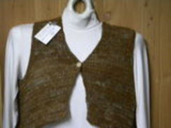 Photo of Dark Alpaca Bolero