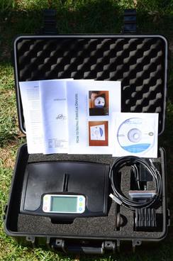 FibreLux Micron Meter