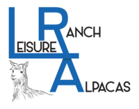 Leisure Ranch Alpacas - Logo