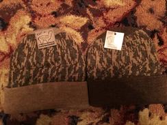 Camo Cuff Hat