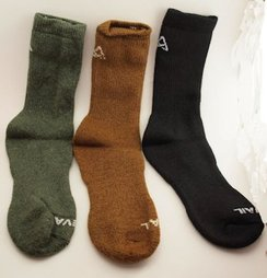 Altera Prevail Crew Socks
