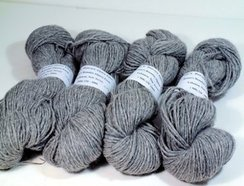 Photo of Gray Yarn