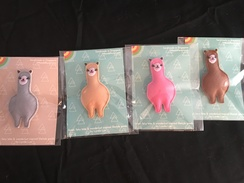 Photo of Puffed Paca Pins