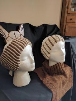 EAR FLAP HEADBAND SERIES