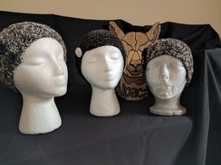 Photo of DELIGHTFUL BLACK HEADBAND SERIES