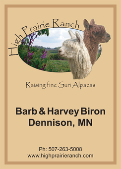 High Prairie Ranch