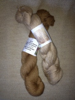 100% Alpaca Fingering Weight