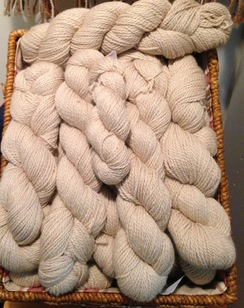 DK Alpaca Yarn
