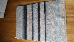 Photo of Woven Alpaca Rug