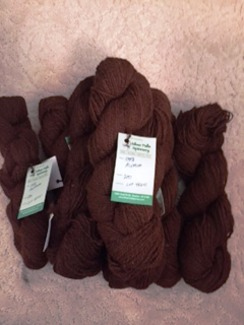 Medium Brown Skein #48242