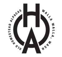 Old Homestead Alpacas - Logo