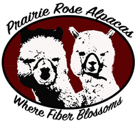 Prairie Rose Alpacas, LLC - Logo