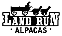 Land Run Alpacas - Logo