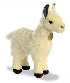 """Angelito"" Alpaca 12"" Plush Toy"