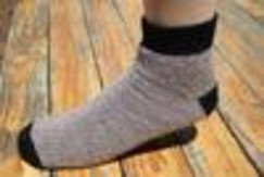 Slipper Bootie Socks