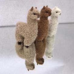 Photo of Alpaca Hand Made Baby Alpaca Ornament