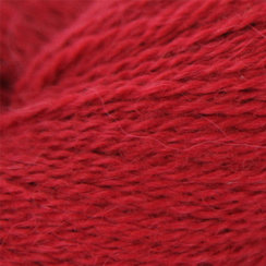 Photo of Alpaca Yarn - Lace - Crimson