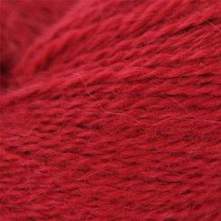 Photo of Alpaca Yarn - Lace - Crimson