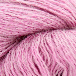 Photo of Alpaca Yarn - Lace - Baby Pink