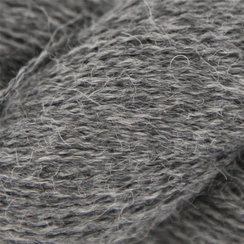 Alpaca Yarn - Lace - Charcoal