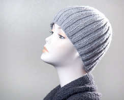 Knitted Scull Cap