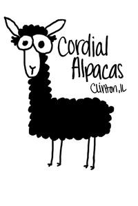 Cordial Alpacas - Logo