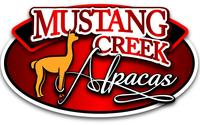 Mustang Creek Alpacas - Logo