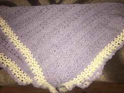 Photo of Alpaca Baby Blanket