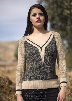 Photo of Zahara Alpaca Sweater