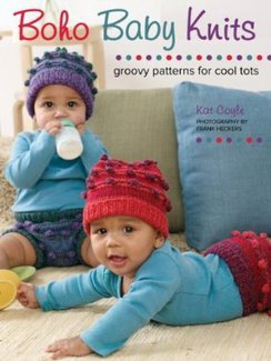 Boho Baby Knits: Groovy Patterns